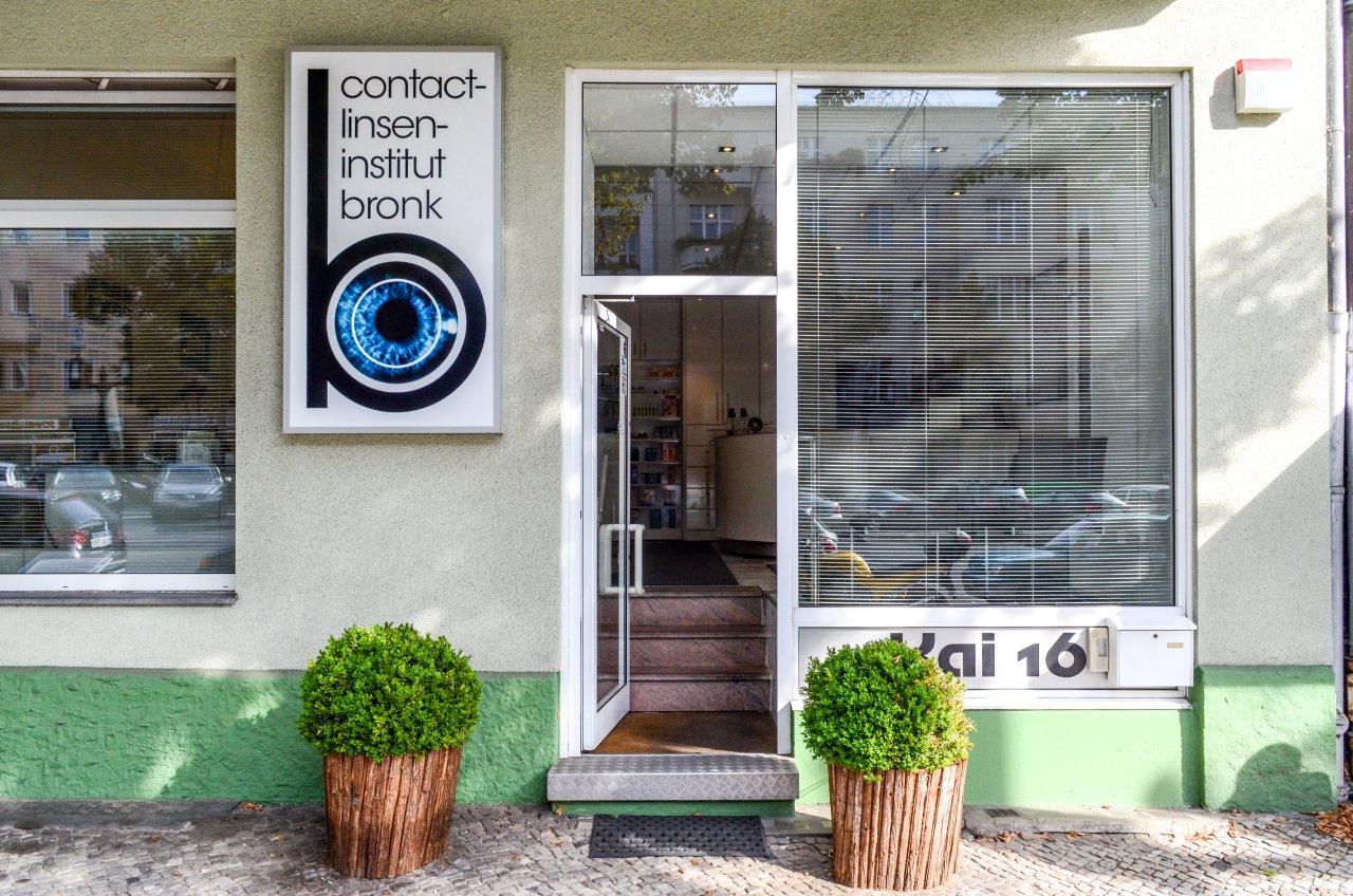 Contactlinseninstitut Bronk